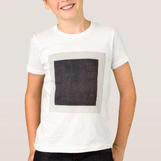 T-shirt Carré noir de Kazimir Malevich-