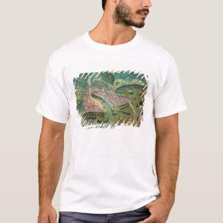 """T-shirt Carte de Chios, de """"Civitates Orbis Terrarum"""" par"""