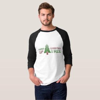 T-shirt Carte de voeux Tree