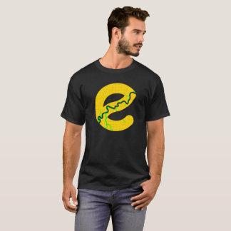 T-shirt Carte d'Edmonton