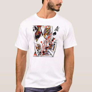 T-shirt Cartes chanceuses