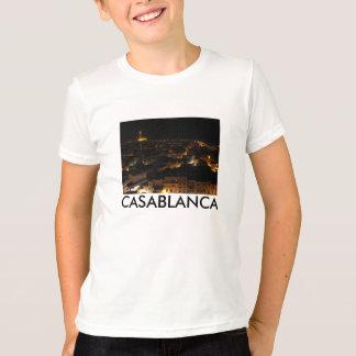 T-shirt Casablanca, Maroc