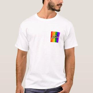 T-shirt casamentogay