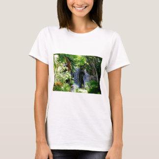 T-shirt Cascade des Bahamas