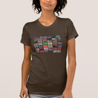 T-shirt casettes