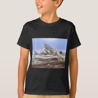 T-shirt Caspar David Friedrich - la mer polaire