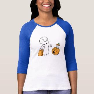 T-shirt Casper et citrouille 2