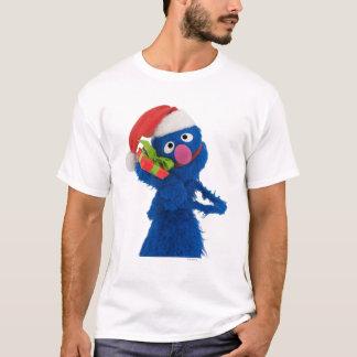 T-shirt Casquette Grover de Père Noël
