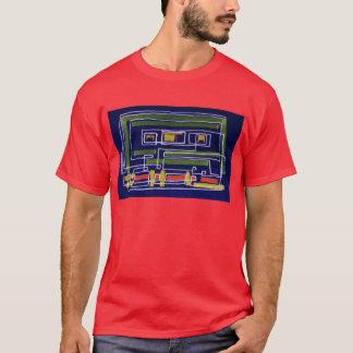 T-shirt cassette 01