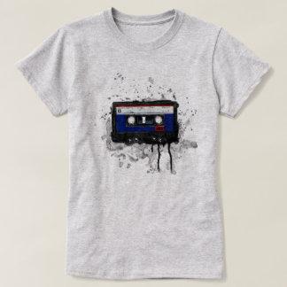 T-shirt Cassette acoustique
