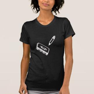 T-shirt cassette d'école d'ol