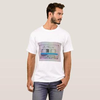 T-shirt Cassette dépassée