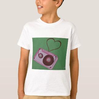 T-shirt Cassette escroc