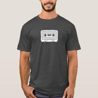 T-shirt Cassette simple