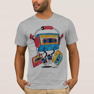 T-shirt Cassette Tape