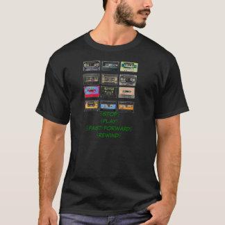 T-shirt cassettes,