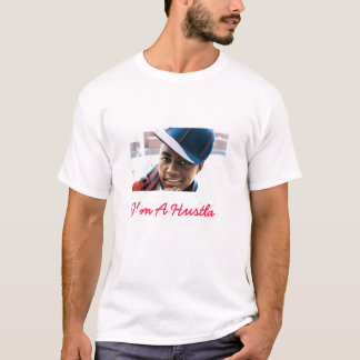 T-shirt Cassidy Hustlin