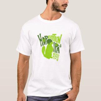 T-shirt Castor mauvais brassant Cie. Hoperation IPA
