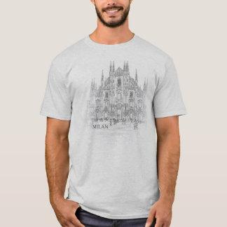 T-shirt Cathédrale de Milan