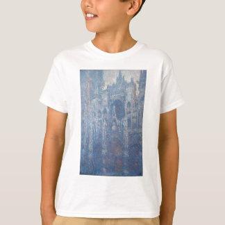 T-shirt Cathédrale de Rouen, temps clair par Claude Monet
