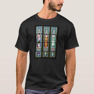 T-shirt cathédrale Matthias de religion de Budapest en