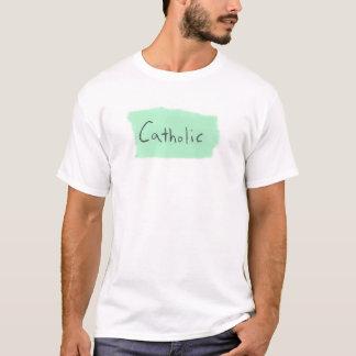 T-shirt Catholique
