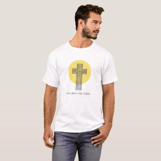 T-shirt catholique de logo de la Communauté