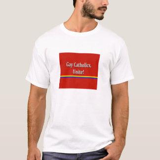 T-shirt Catholiques