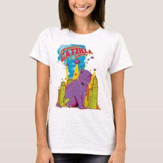 T-shirt Catzilla