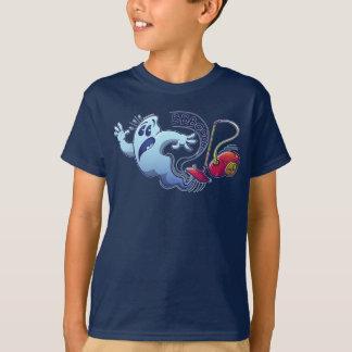 T-shirt Cauchemar d'aspirateur de fantôme