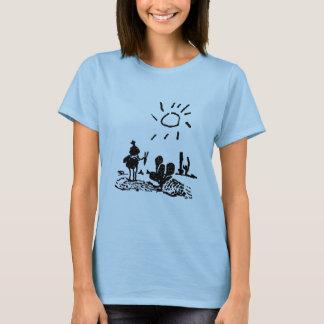 T-shirt Cavalier de désert