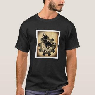 T-shirt Cavalier de nuit