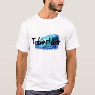 T-shirt Cavalier de tube