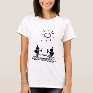 T-shirt Cavaliers de désert