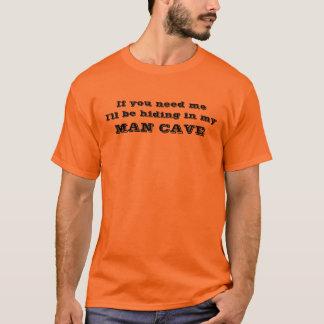 T-shirt Caverne d'homme
