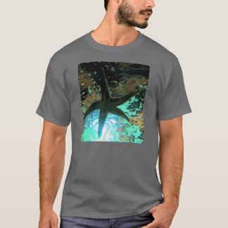 T-shirt CB d'étoiles de mer