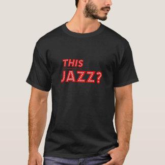 T-shirt Ce jazz ?