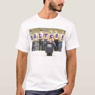 T-shirt Ce qui peut VOUS orthographier avec Chris Ervasti