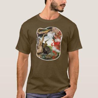 T-shirt Ce qui si Michaël Angelo était japonais ?