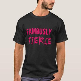 T-shirt Célèbre féroce