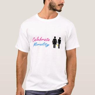 T-shirt Célébrez le mariage traditionnel