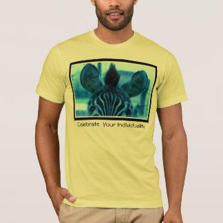 T-shirt Célébrez votre individualité