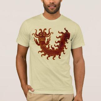 T-shirt centipède