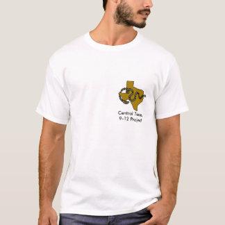 T-shirt central du Texas 9-12