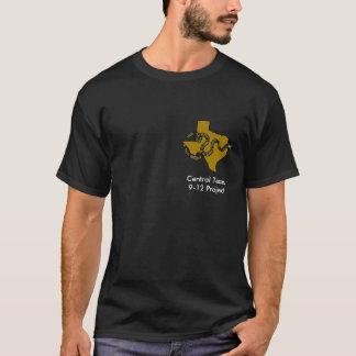 T-shirt central du Texas 9-12 (foncé)