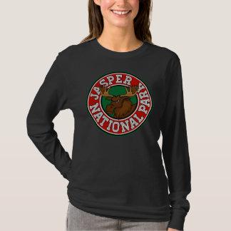 T-shirt Cercle d'orignaux de jaspe