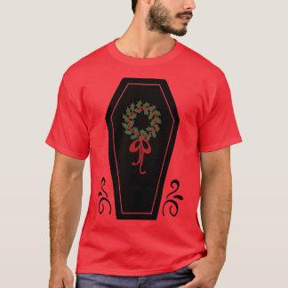 T-shirt Cercueil de vacances de vampire