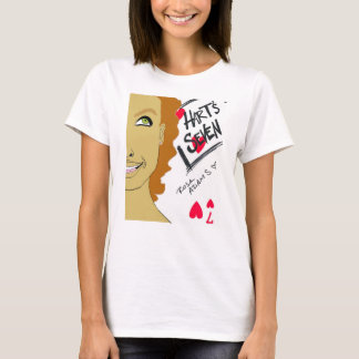 T-shirt Cerf sept