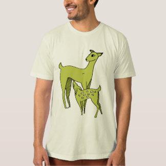 T-shirt Cerfs communs de soins