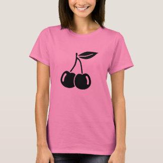 T-shirt cerises